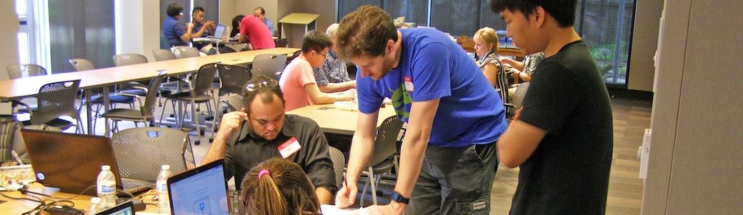 ICS Hackathon 2014