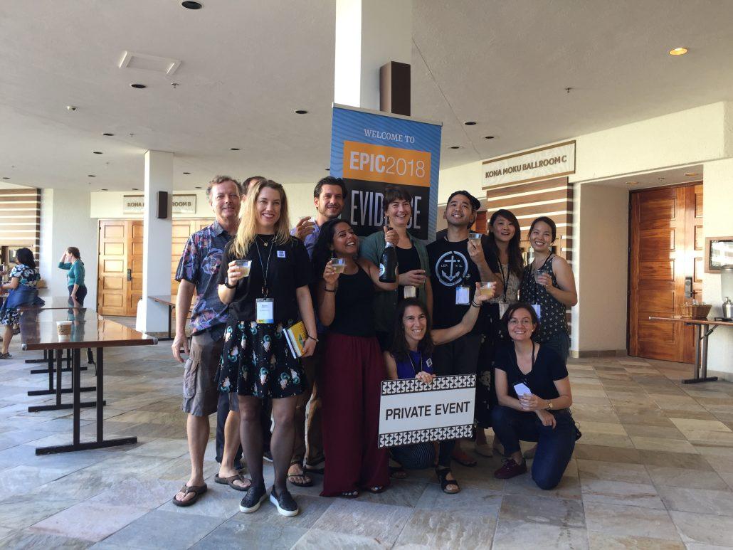 EPIC 2018 Student Volunteers!